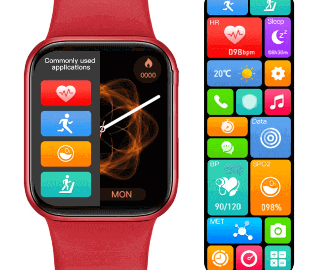 IWO I12 SmartWatch Features