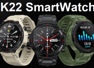 K22 SmartWatch