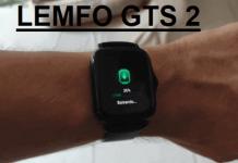 LEMFO GTS 2 SmartWatch