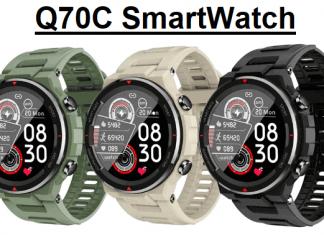 Q70C SmartWatch