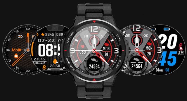 Q70C SmartWatch Design