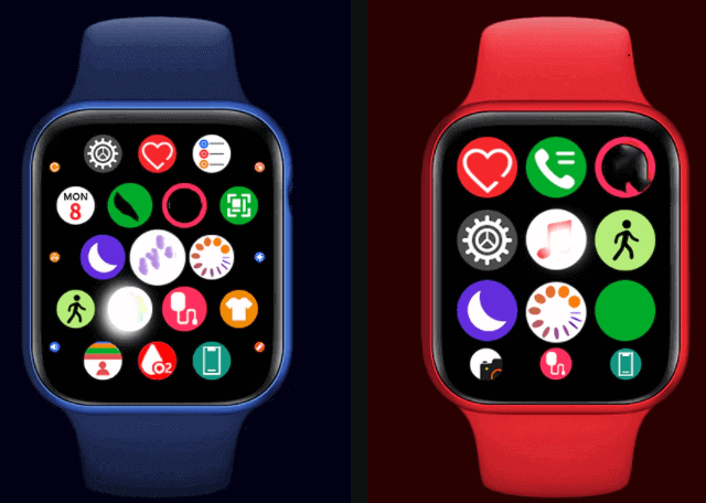 UP6 SmartWatch Features