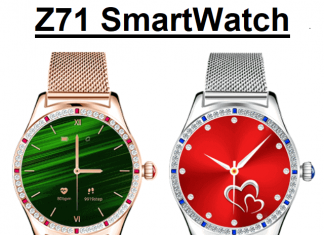 Z71 SmartWatch