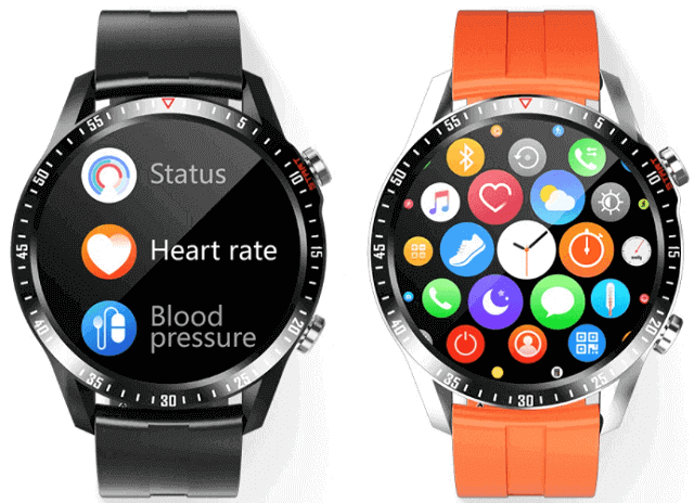 Bakeey MV55 SmartWatch Features