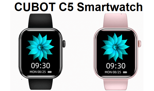 CUBOT C5 Smartwatch