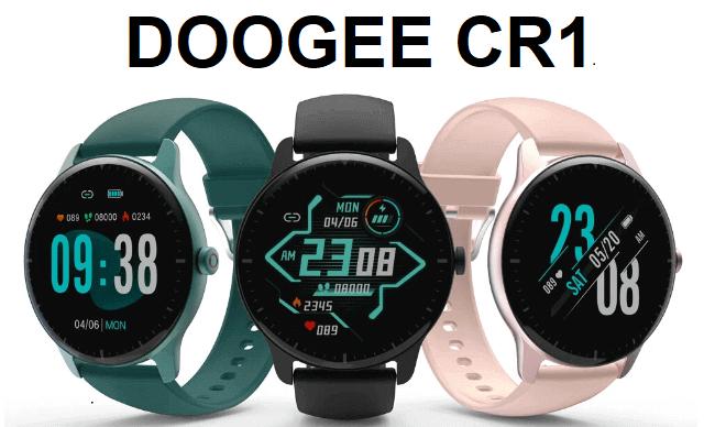 DOOGEE CR1 SmartWatch