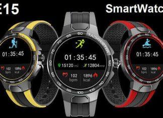 E15 SmartWatch