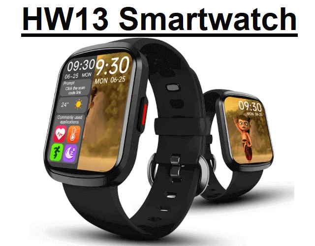 HW13 SmartWatch