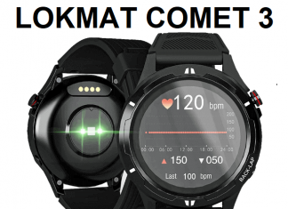 LOKMAT COMET 3 Smartwatch