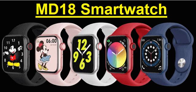 MD18 SmartWatch