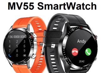 MV55 SmartWatch