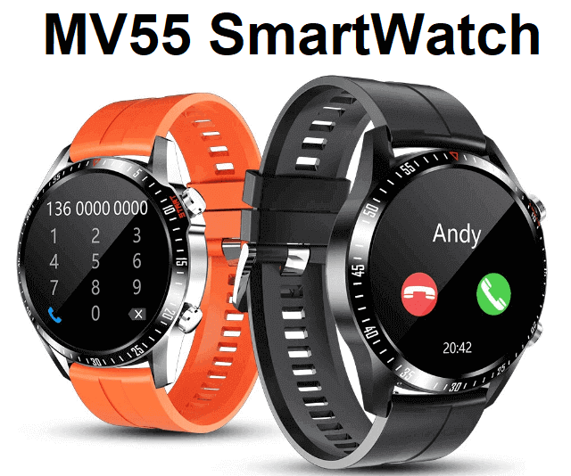 MV55 SmartWatch