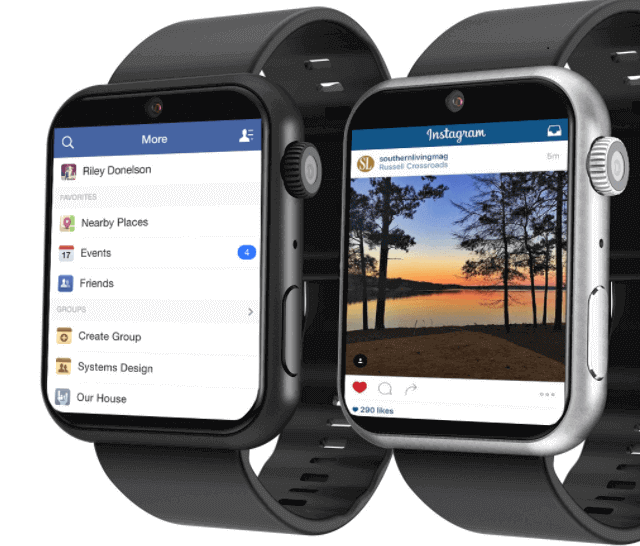 S888 4G Smartwatch Features
