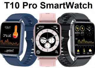 T10 Pro SmartWatch