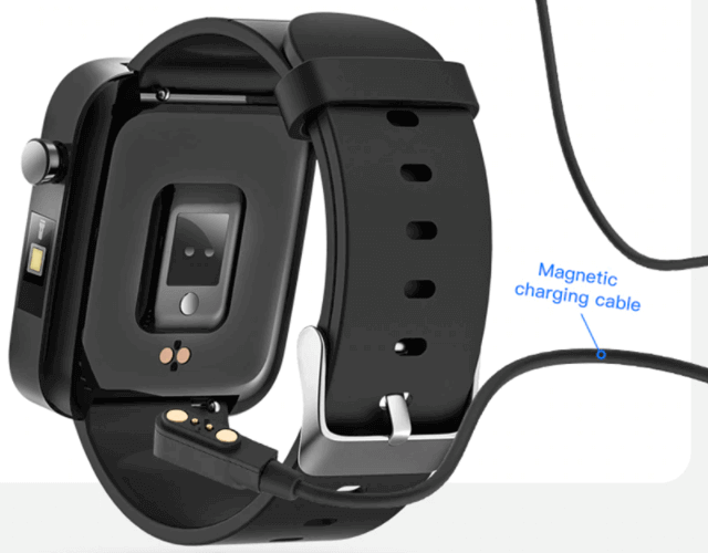 T68 Plus SmartWatch features