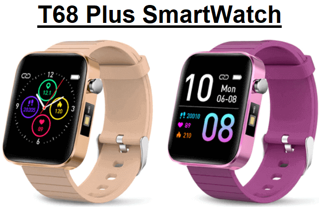 T68 Plus SmartWatch