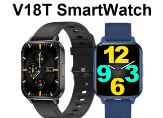 V18T SmartWatch