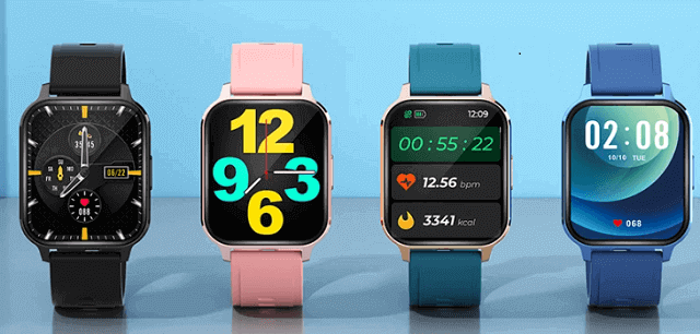 V18T SmartWatch Features