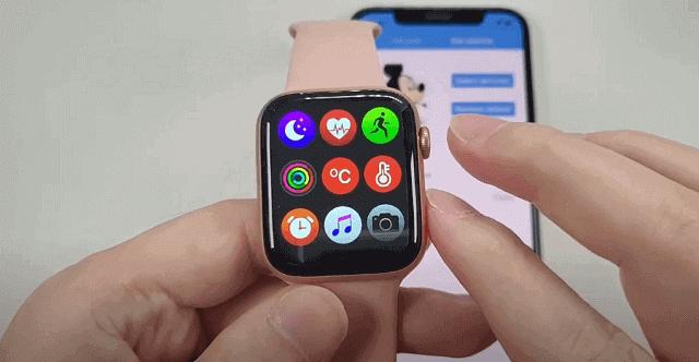 W26 Plus SmartWatch Features