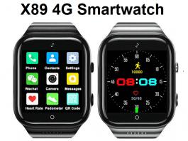X89 4G Smartwatch