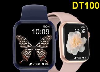 dt100 smartwatch