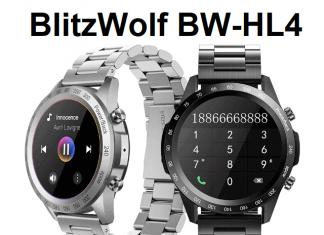 BlitzWolf BW-HL4 SmartWatch