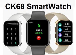 CK68 SmartWatch