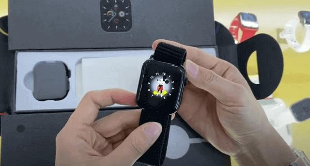 DW35 Pro smartwatch Design