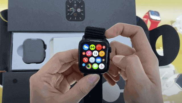 DW35 Pro smartwatch Features