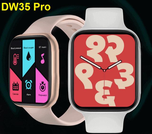DW35 Pro smartwatch