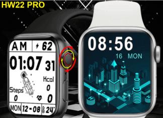 HW22 Pro SmartWatch