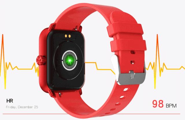 HW23 SmartWatch Features