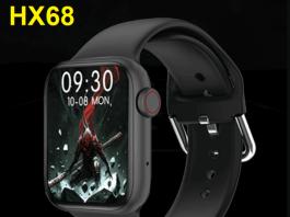 HX68 SmartWatch