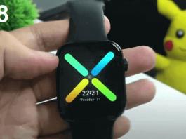 IWO X8 SmartWatch