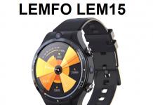 LEMFO LEM15 4G SmartWatch