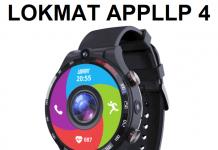 LOKMAT APPLLP 4 smartwatch