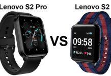 Lenovo S2 Pro VS Lenovo S2 SmartWatch Comparison