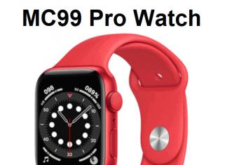 MC99 Pro SmartWatch