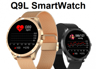 Newwear Q9L SmartWatch