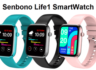 Senbono Life1 SmartWatch