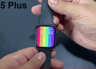 Vwar Fly5 Plus Smartwatch