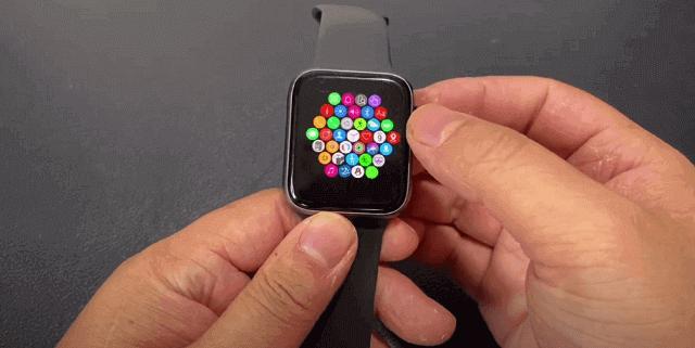 Vwar Fly5 Plus Smartwatch Design