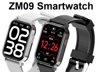 ZM09 SmartWatch