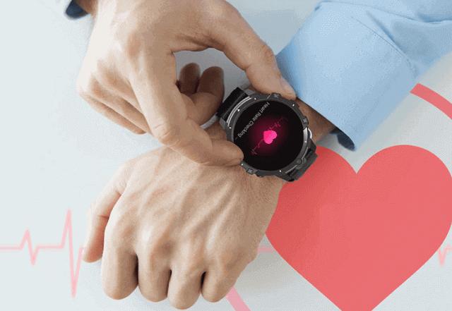 BlitzWolf BW-BE1 4G smartwatch Fearures