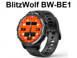 BlitzWolf BW-BE1 smartwatch
