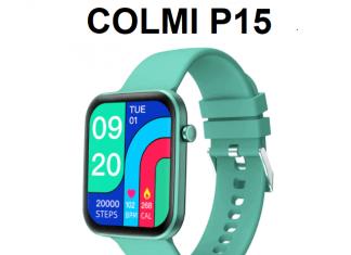 COLMI P15 SmartWatch