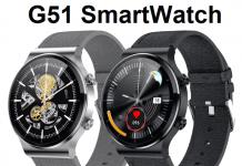G51 SmartWatch