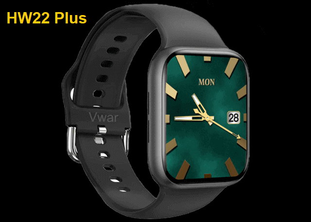 HW22 Plus SmartWatch
