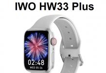 HW33 Plus SmartWatch