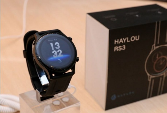 Haylou RS3 GPS SmartWatch Design